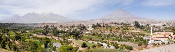 Arequipa - Tronchaderos