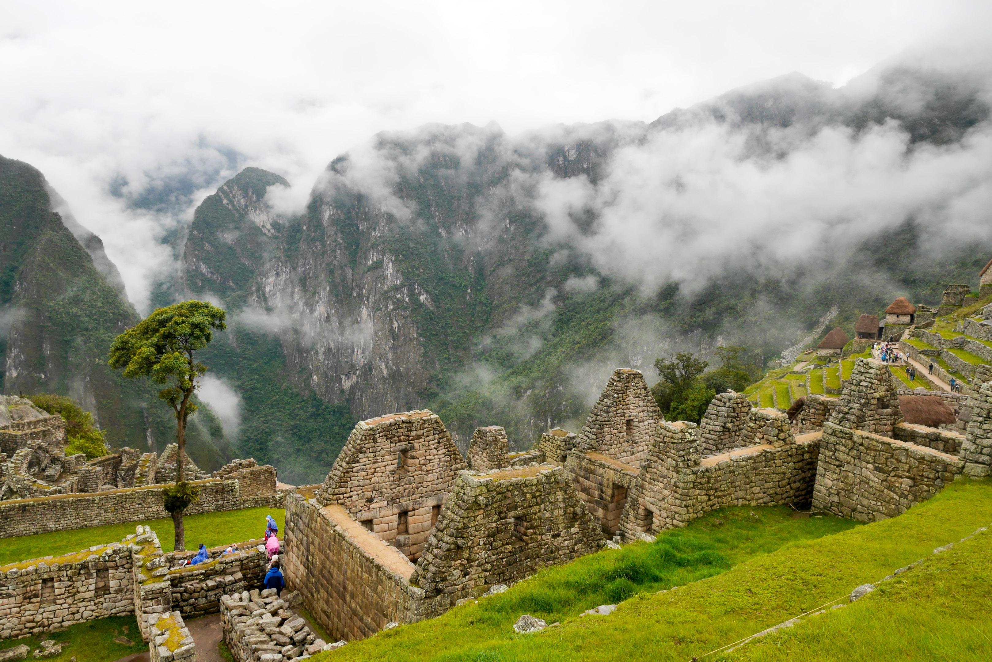 Machu Picchu - Pérou