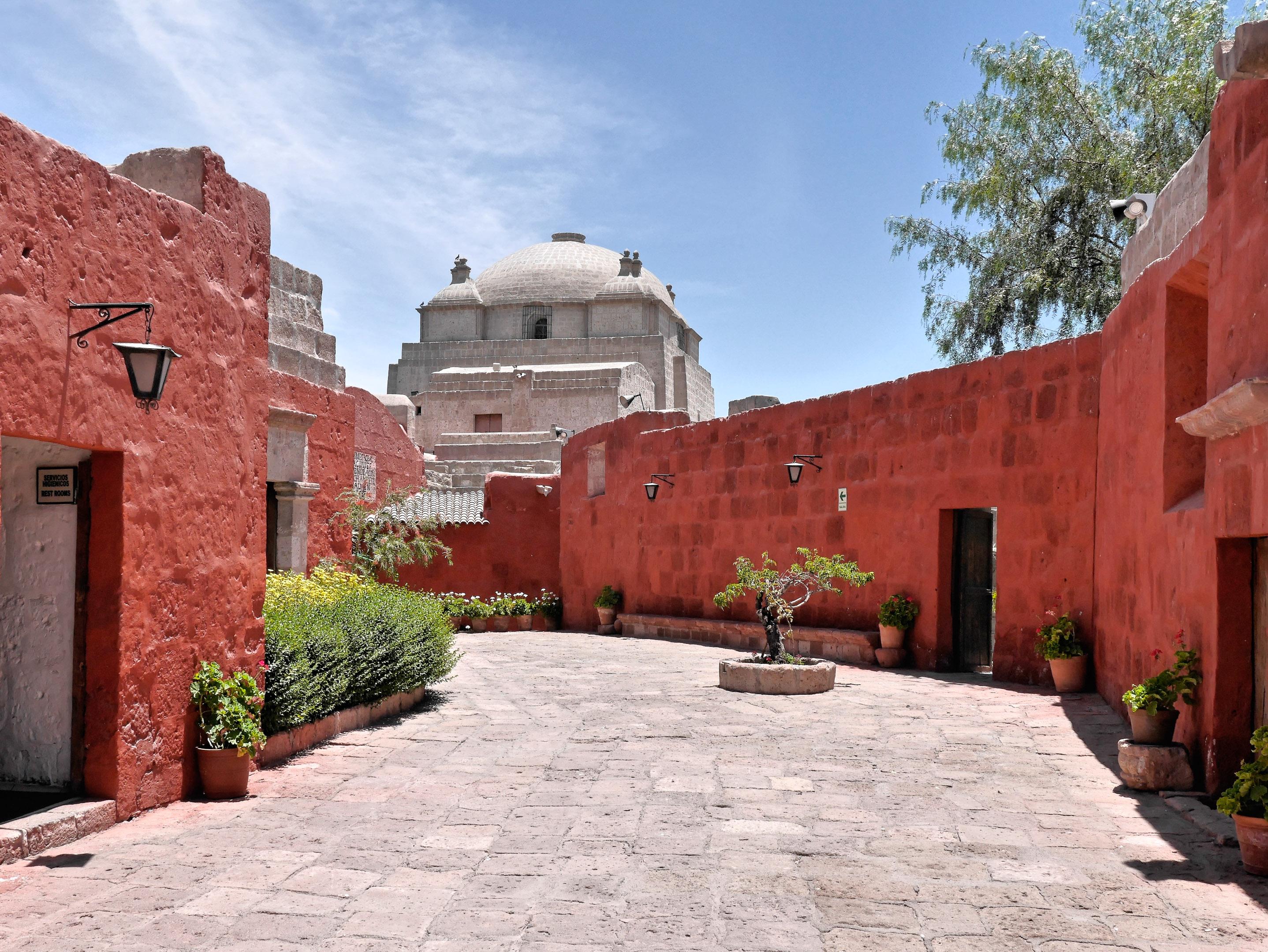 Arequipa - Couvent de Santa Catalina