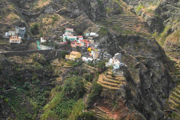 Fontainhas - Cabo Verde