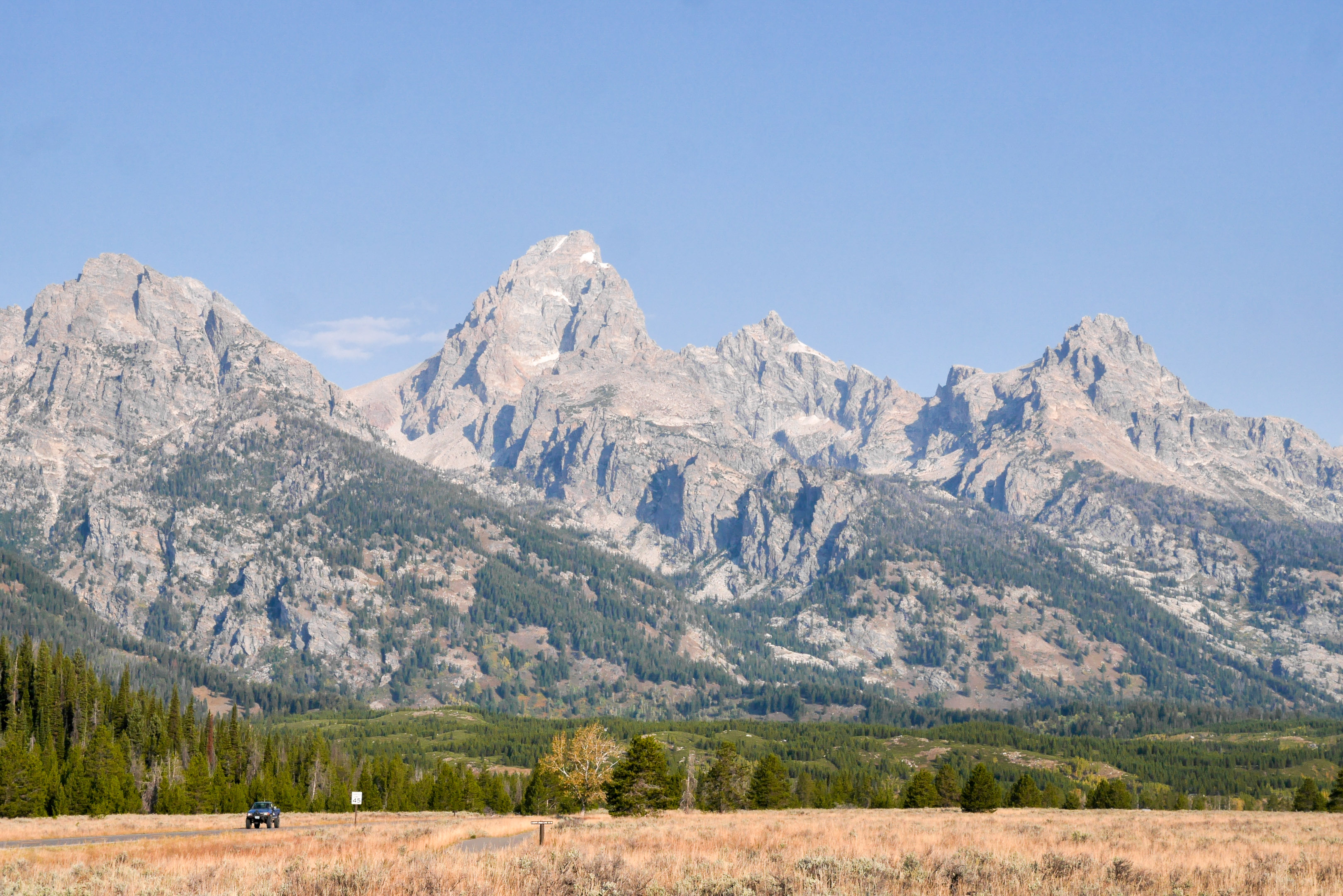 Grand Teton NP - USA