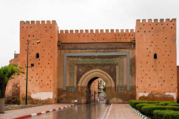 Porte Bab El-Khemis - Meknes