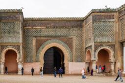 Porte Bab Mansour - Meknes