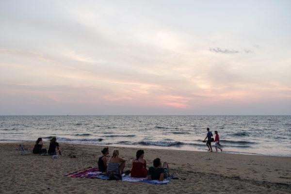 Negombo - Plage