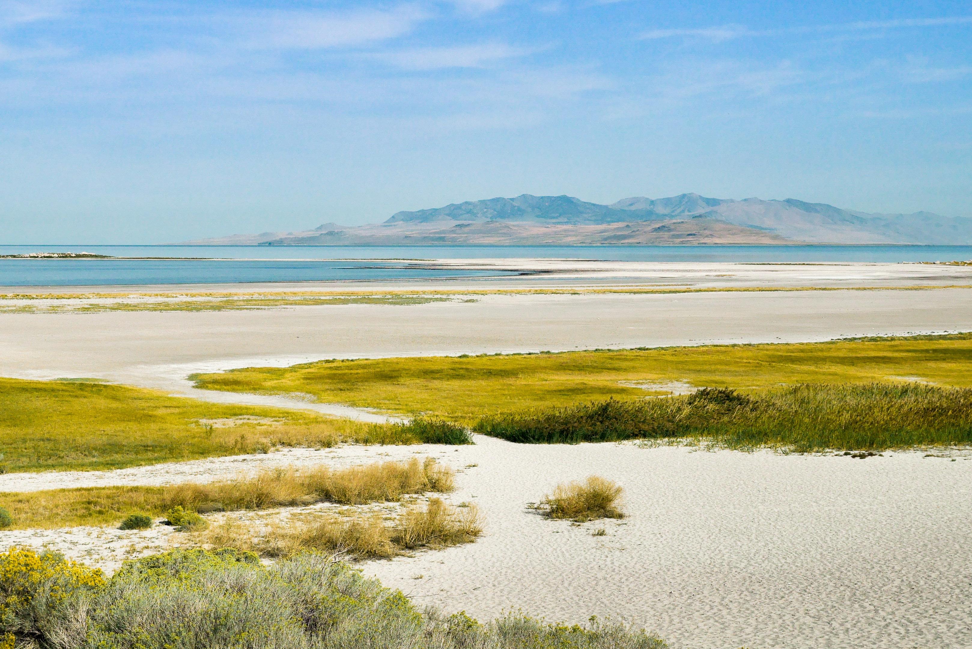 Antelope Island - USA