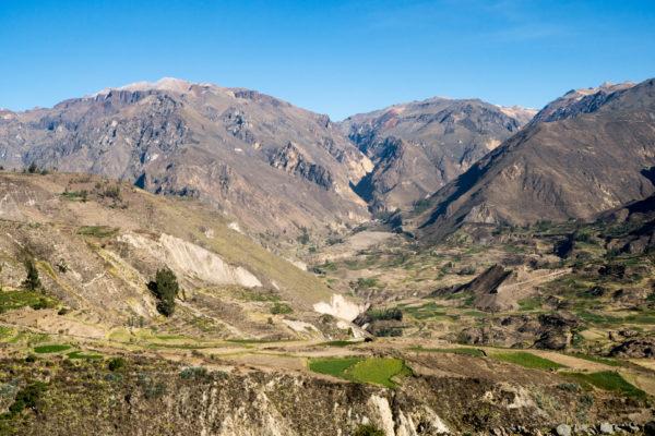 Vallée de Colca - Pérou