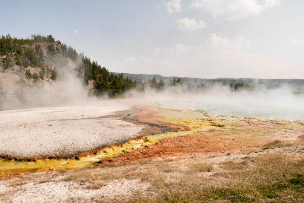 Grand Prismatic - Yellowstone