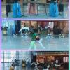 Musiques et danses à l'aéroport de Seoul