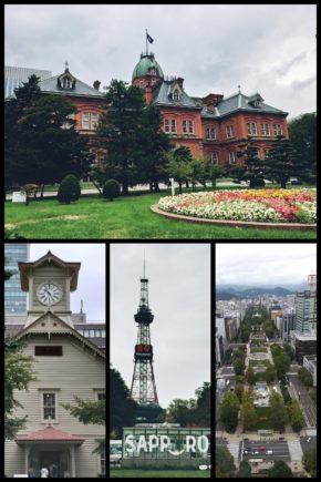 Sapporo – lieux emblématiques