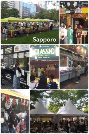 Sapporo – festival d'automne