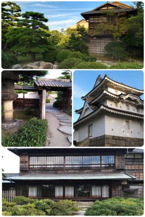 Enceinte du château de Takamatsu