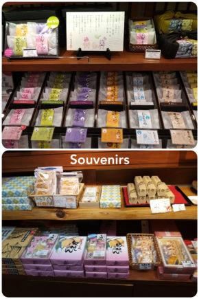 Japon – souvenirs de voyage