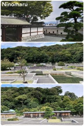 Matsuyama – Ninomaru, de vieux jardins modernisés