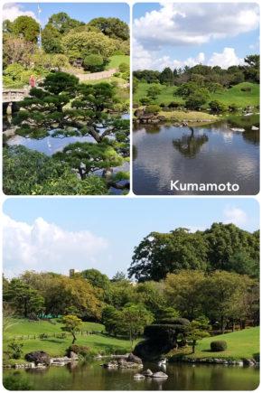 Kumamoto – jardin japonais