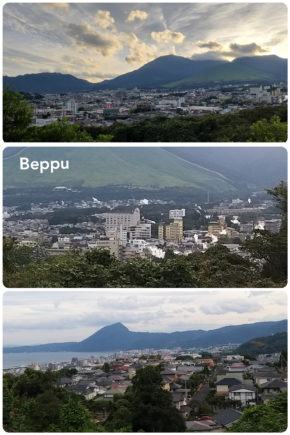 Beppu – Ville thermale