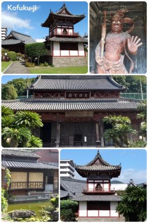 Nagasaki – Temples Kofuku-ji et Kotai-ji