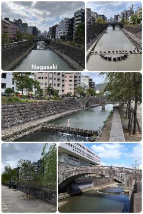 Nagasaki – la rivière