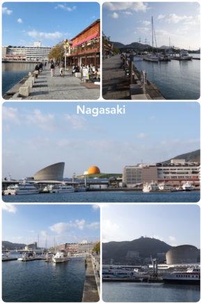 Nagasaki – Le port