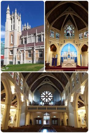 Wellington – Basilique Ste Marie des anges