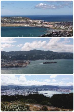 Wellington – Mont Victoria