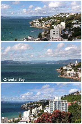 Wellington – Oriental Bay