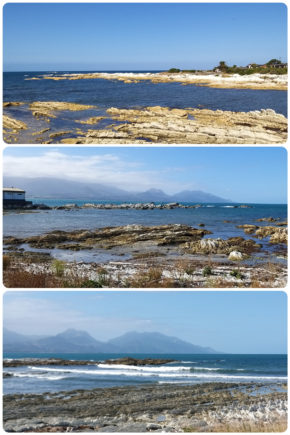 Kaikoura – péninsule