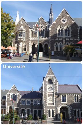 Christchurch – Université