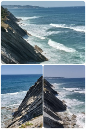 Socoa – fort et falaises
